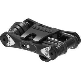 Lezyne RAP II CO2 Multitool with 19 Functions, black